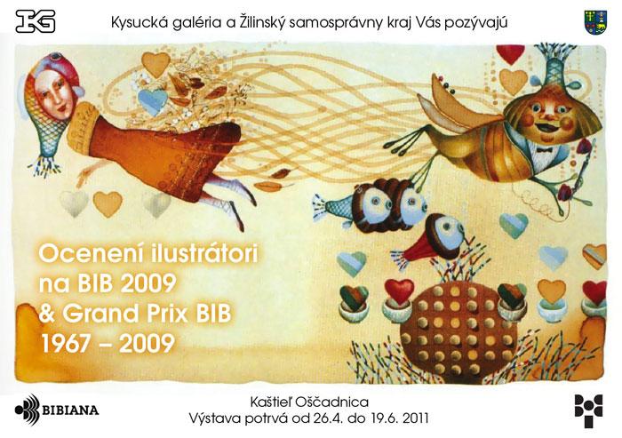Pozvánka na výstavu ilustrátorov